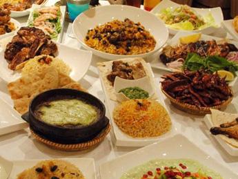 Ahmad Al-Tarawneh St. Famous Yamani Restaurants